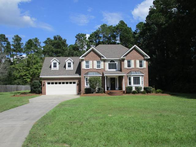 8140 Carnostie Drive, Laurinburg, NC 28352 (MLS #100236336) :: The Keith Beatty Team