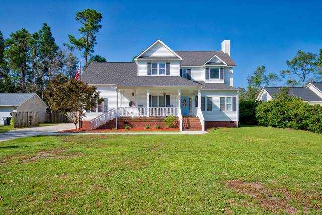 304 Marine Drive, Sneads Ferry, NC 28460 (MLS #100236631) :: Thirty 4 North Properties Group