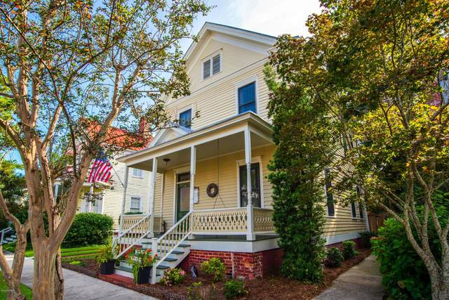 410 Metcalf Street, New Bern, NC 28560 (MLS #100237346) :: RE/MAX Essential