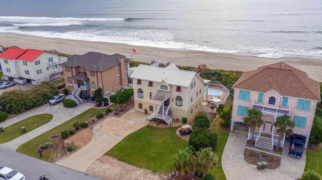 7017 Ocean Drive, Emerald Isle, NC 28594 (MLS #100237950) :: Frost Real Estate Team