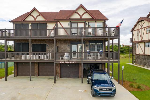 2508 Ocean Drive A1, Emerald Isle, NC 28594 (MLS #100238277) :: RE/MAX Elite Realty Group