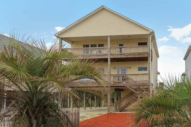 324 E Dolphin Drive, Oak Island, NC 28465 (MLS #100238678) :: Thirty 4 North Properties Group
