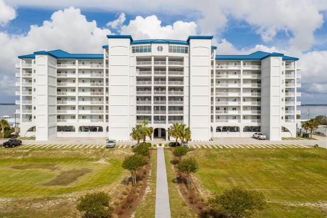 1550 Salter Path Road #708, Indian Beach, NC 28512 (MLS #100238877) :: The Rising Tide Team