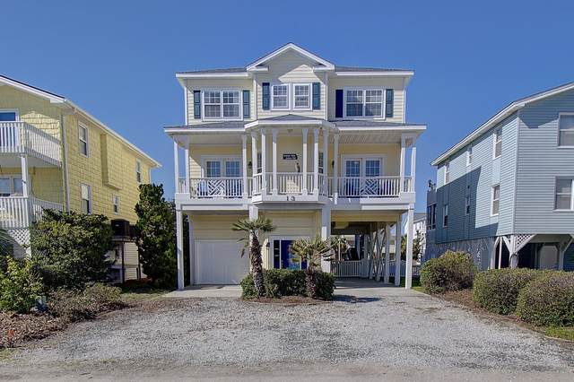 13 Raeford Street, Ocean Isle Beach, NC 28469 (MLS #100239668) :: Vance Young and Associates