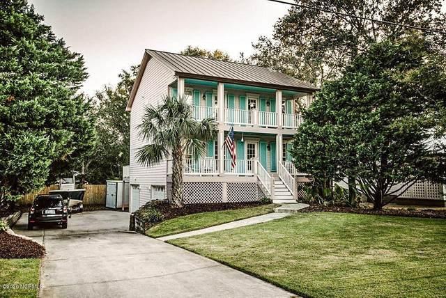 527 Spencer Farlow Drive, Carolina Beach, NC 28428 (MLS #100240173) :: CENTURY 21 Sweyer & Associates
