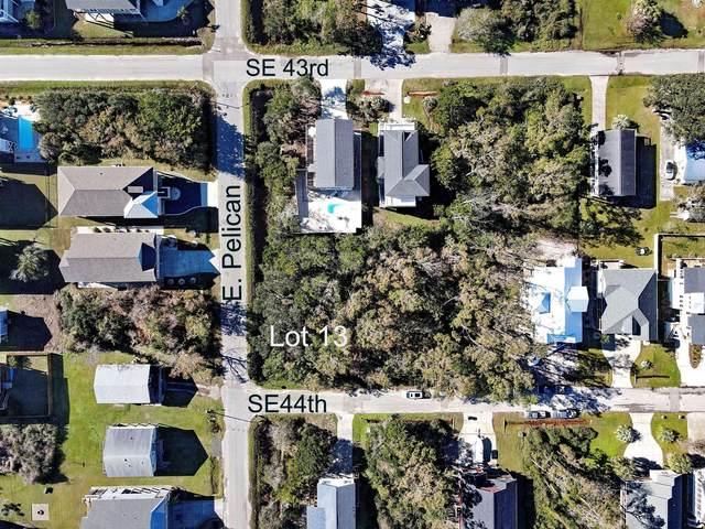 Lot 13 SE 44th Street, Oak Island, NC 28465 (MLS #100240498) :: The Cheek Team
