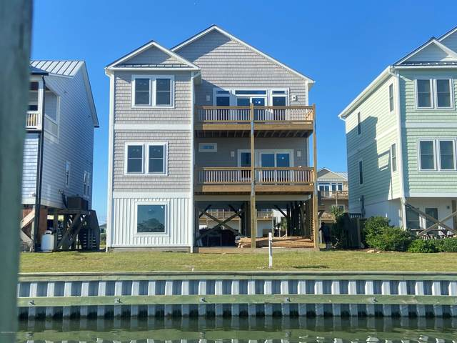 922 Observation Lane Lane, Topsail Beach, NC 28445 (MLS #100240642) :: The Rising Tide Team