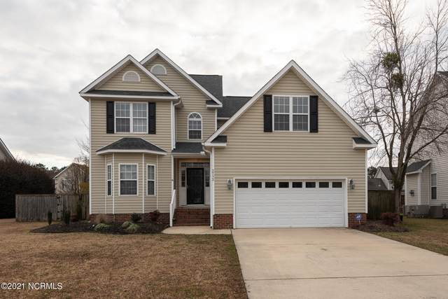 3713 Stillwood Drive, Winterville, NC 28590 (MLS #100242091) :: Barefoot-Chandler & Associates LLC