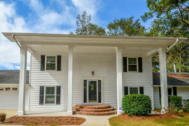 8208 Mainsail Lane, Wilmington, NC 28412 (MLS #100242699) :: RE/MAX Essential