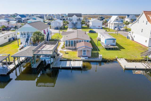 4062 4th Street, Surf City, NC 28445 (MLS #100244061) :: Vance Young and Associates