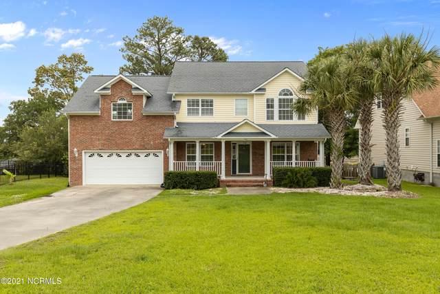 166 E Ivybridge Drive, Hubert, NC 28539 (MLS #100244250) :: The Oceanaire Realty