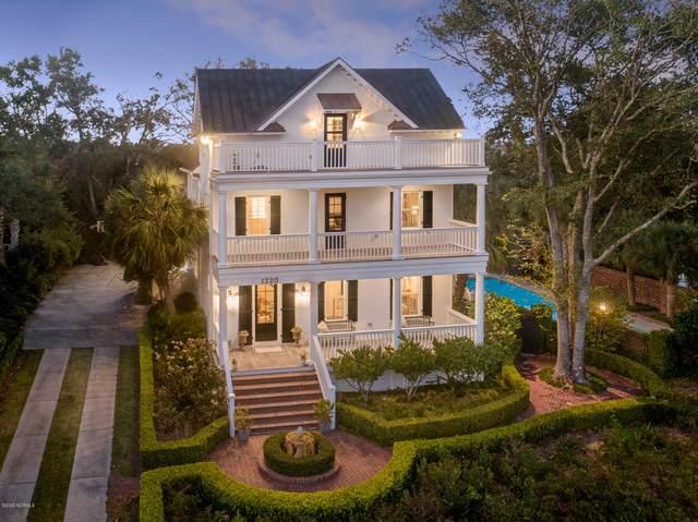 1220 Pembroke Jones Drive, Wilmington, NC 28405 (MLS #100245468) :: The Oceanaire Realty