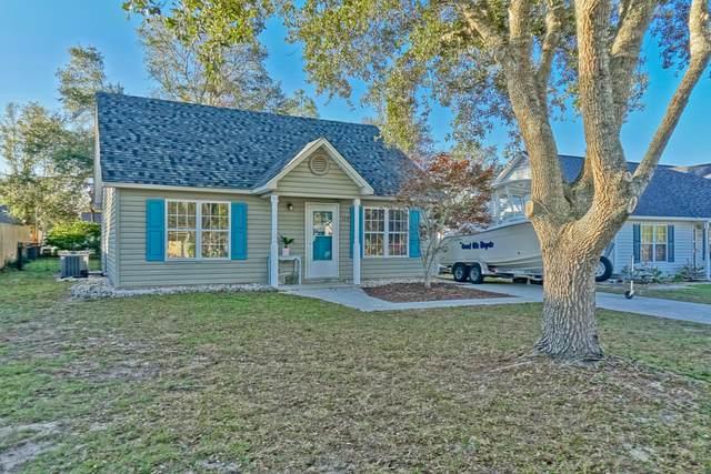 113 NE 16th Street, Oak Island, NC 28465 (MLS #100246707) :: Barefoot-Chandler & Associates LLC