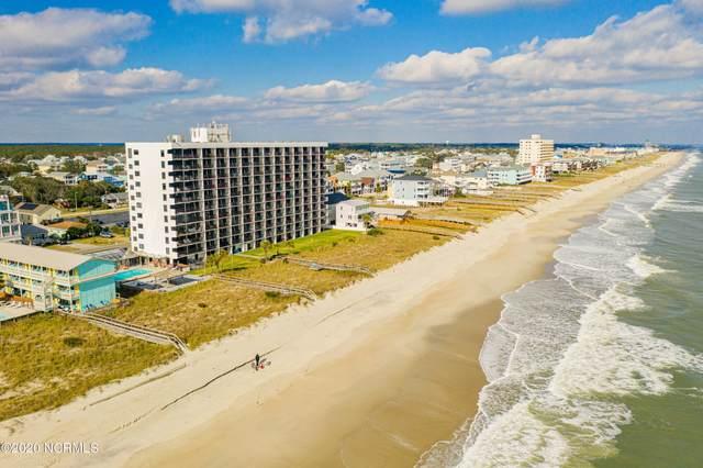 1615 S Lake Park Boulevard #712, Carolina Beach, NC 28428 (MLS #100249595) :: Thirty 4 North Properties Group