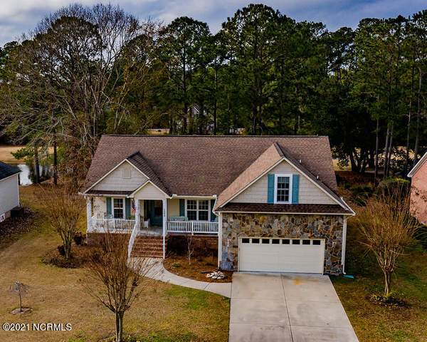 1208 Barkentine Drive, New Bern, NC 28560 (MLS #100251024) :: Donna & Team New Bern