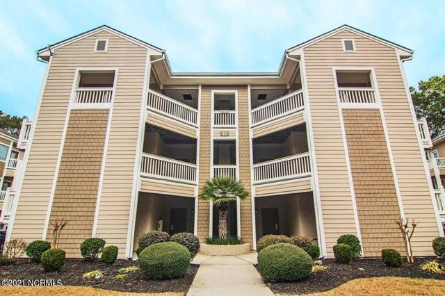 215 Kings Trail # 1104, Sunset Beach, NC 28468 (MLS #100251629) :: Frost Real Estate Team