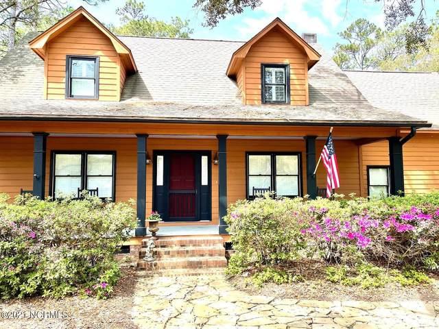 7007 Robert Ruark Drive SE, Southport, NC 28461 (MLS #100252709) :: David Cummings Real Estate Team
