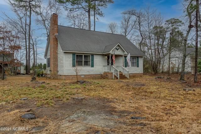 1400 Lockwood Road, Kinston, NC 28501 (MLS #100253845) :: Carolina Elite Properties LHR