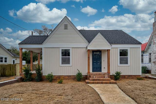 162 Central Boulevard, Wilmington, NC 28401 (MLS #100255083) :: Berkshire Hathaway HomeServices Prime Properties