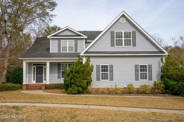 215 Loder Avenue, Wilmington, NC 28409 (MLS #100255118) :: The Cheek Team
