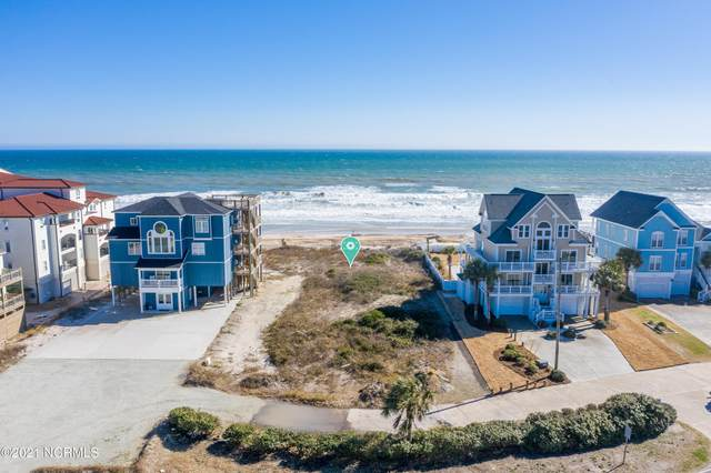 Lot 9 New River Inlet Road, North Topsail Beach, NC 28460 (MLS #100256403) :: Barefoot-Chandler & Associates LLC