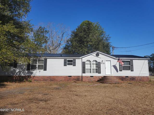 575 Old Folkstone Road, Holly Ridge, NC 28445 (MLS #100257525) :: Courtney Carter Homes
