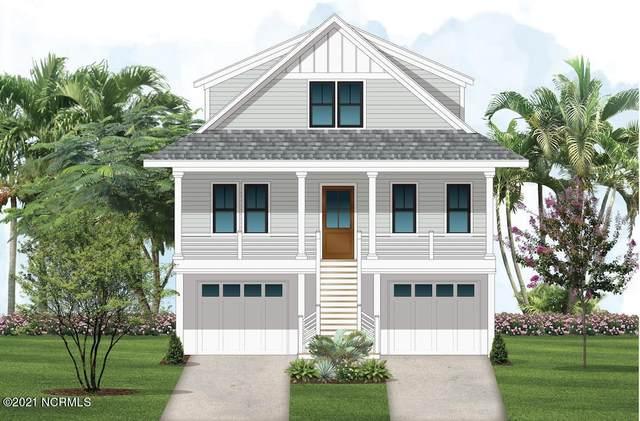 Lot 7 Goldsboro Avenue, Carolina Beach, NC 28428 (MLS #100257787) :: CENTURY 21 Sweyer & Associates