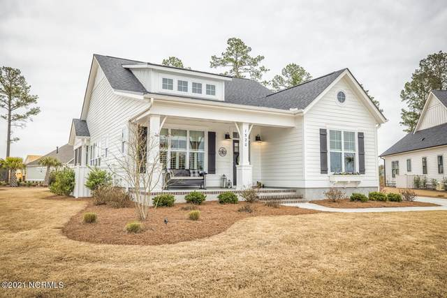 1520 Badin Lake Cove, Leland, NC 28451 (MLS #100258087) :: RE/MAX Essential