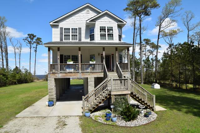710 Sandy Point Drive, Beaufort, NC 28516 (MLS #100258343) :: Castro Real Estate Team