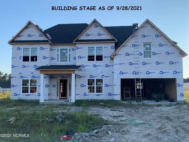 3014 Sharpnose Street, New Bern, NC 28562 (MLS #100259203) :: The Rising Tide Team