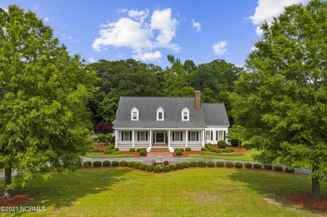 1848 Blue Banks Farm Road, Greenville, NC 27834 (MLS #100259582) :: Great Moves Realty