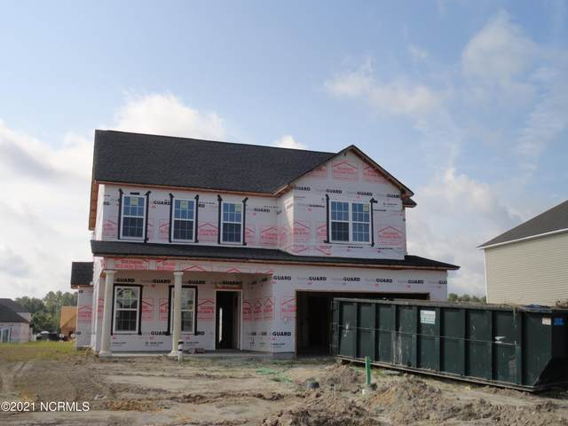 2811 Bettye Gresham Lane, New Bern, NC 28562 (MLS #100261738) :: David Cummings Real Estate Team