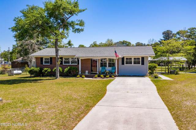 117 Anita Forte Drive, Cape Carteret, NC 28584 (MLS #100262595) :: Barefoot-Chandler & Associates LLC
