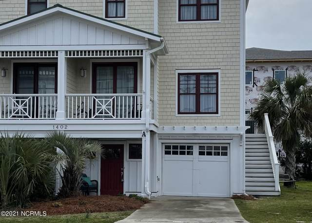 1402-A N Lumina Avenue, Wrightsville Beach, NC 28480 (MLS #100262640) :: David Cummings Real Estate Team