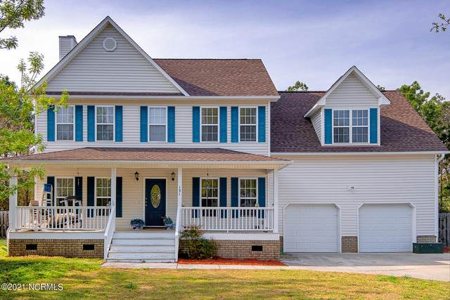 131 Bayshore Drive, Sneads Ferry, NC 28460 (MLS #100263027) :: The Keith Beatty Team