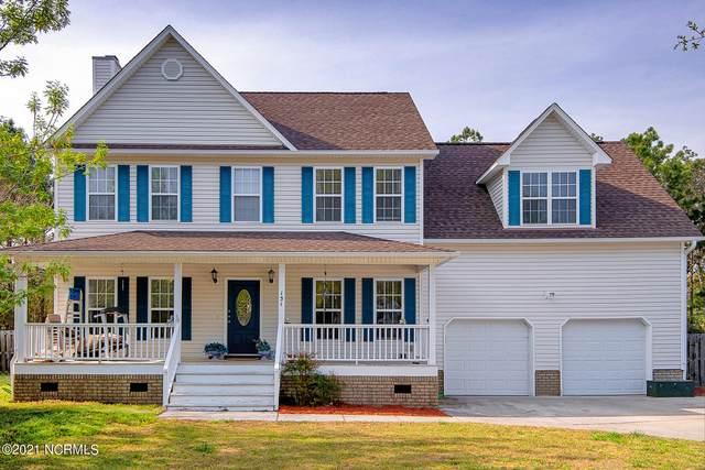 131 Bayshore Drive, Sneads Ferry, NC 28460 (MLS #100263027) :: Coldwell Banker Sea Coast Advantage