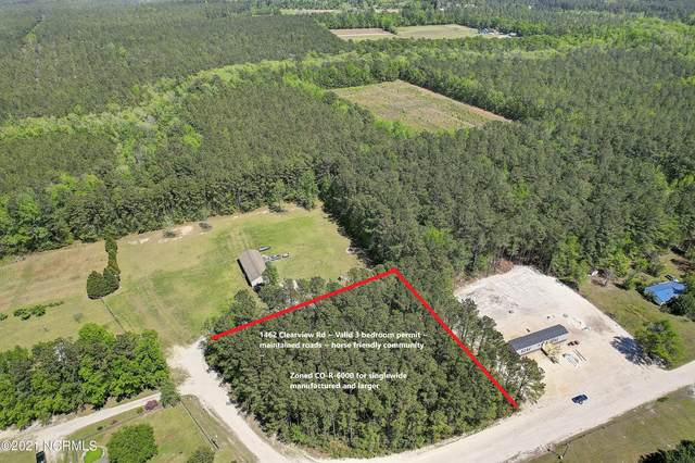 1462 Clearview Road NW, Supply, NC 28462 (MLS #100263951) :: Donna & Team New Bern