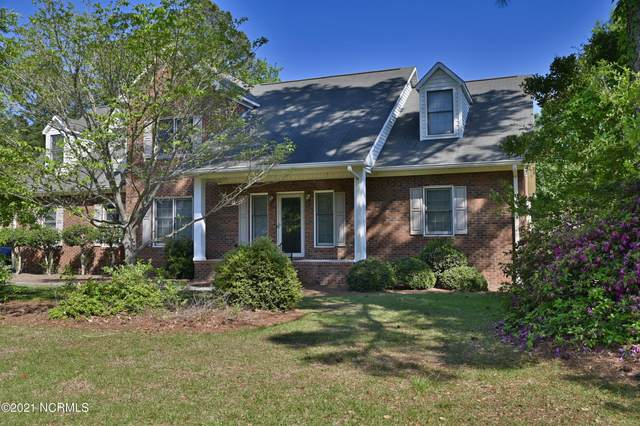 6009 Clubhouse Drive, New Bern, NC 28562 (MLS #100264876) :: Courtney Carter Homes