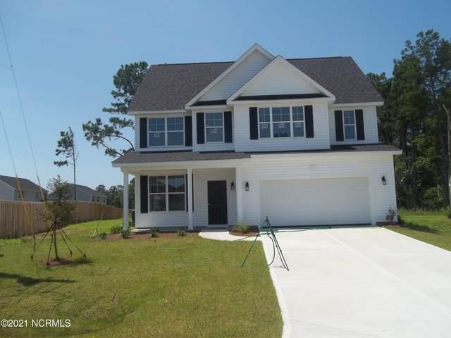 303 Mckenzie Place, Sneads Ferry, NC 28460 (MLS #100266775) :: Berkshire Hathaway HomeServices Hometown, REALTORS®