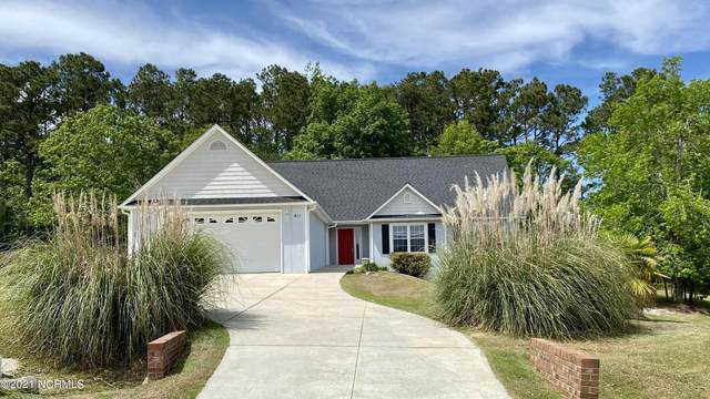 411 Tasha Terrace Court, Swansboro, NC 28584 (MLS #100267074) :: David Cummings Real Estate Team