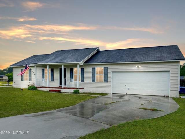 201 America Court, Jacksonville, NC 28540 (MLS #100268311) :: The Oceanaire Realty