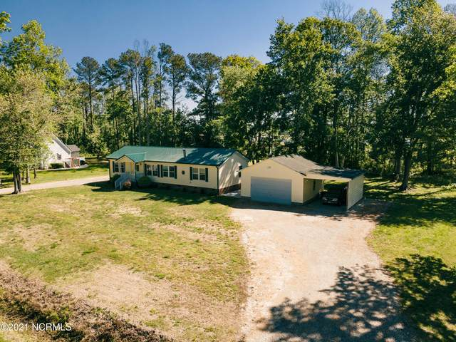208 Old Ironsides Road, Newport, NC 28570 (MLS #100268574) :: Vance Young and Associates