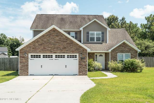 240 Everett Yopp Drive, Sneads Ferry, NC 28460 (MLS #100270897) :: David Cummings Real Estate Team