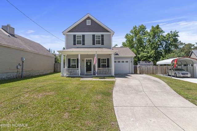 202 Hemlock Drive, Jacksonville, NC 28546 (MLS #100272394) :: Berkshire Hathaway HomeServices Prime Properties