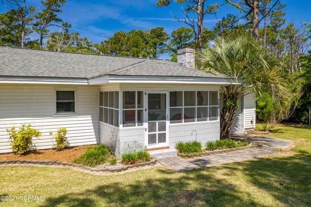 204 Straits Haven Road, Beaufort, NC 28516 (MLS #100272773) :: Shapiro Real Estate Group