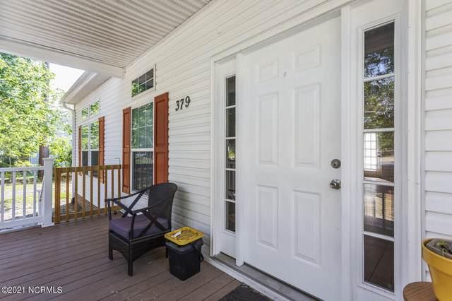 379 Argonne Road, Southport, NC 28461 (MLS #100273256) :: David Cummings Real Estate Team