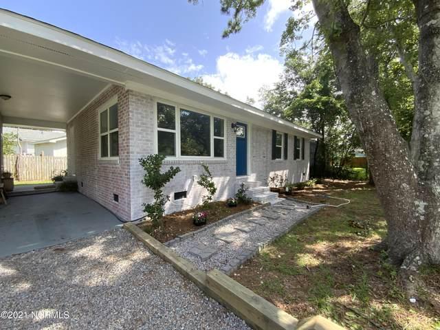 426 Keziah Street, Oak Island, NC 28465 (MLS #100274042) :: Barefoot-Chandler & Associates LLC