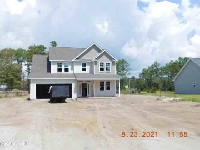 328 George Taylor Road, Newport, NC 28570 (MLS #100275023) :: Shapiro Real Estate Group