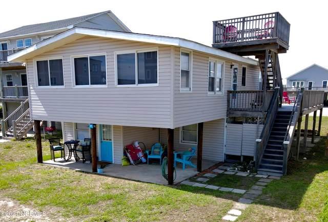 3306 W Beach Drive, Oak Island, NC 28465 (MLS #100275519) :: Donna & Team New Bern