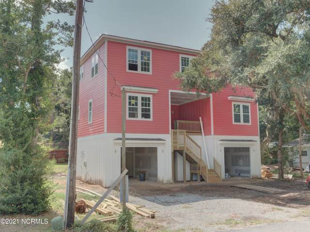 5603 Sound Drive, Emerald Isle, NC 28594 (MLS #100275980) :: Shapiro Real Estate Group